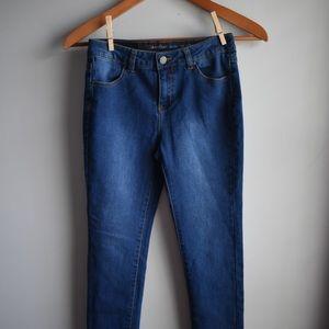 Calvin Klein girls size 12 skinny jeans